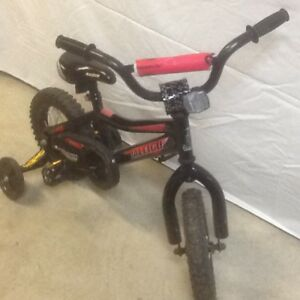 Training wheels kids bike
