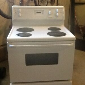 White Frigidaire Stove for sale