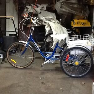 Bycicle 3 roues