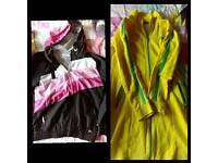 Mckenzie and fishbone hoodies