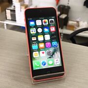 PRE OWNED IPHONE 5C 16GB PINK AU MODEL UNLOCKED WARRANTY INVOICE Parkwood Gold Coast City Preview