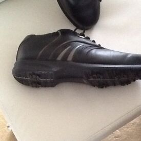 STYLO GOLF SHOES, SIZE 9