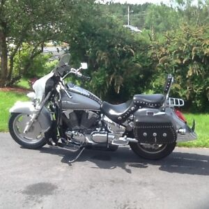 For sale or trade for a ultra classic harley