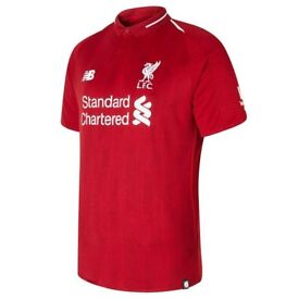 Brand New Liverpool Home 2018 / 2019 Football Shirt with Tags - Small, Medium, Large, XL