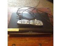 2 Sky Box +HD Set Tops with Remotes and Cables in vgc