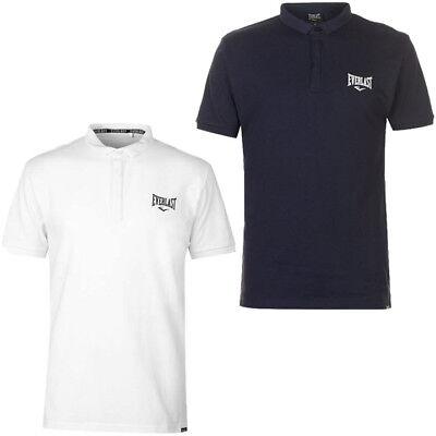 Everlast Plain Polohemd Polo Shirt Poloshirt Hemd Gr. S M L XL 2XL 3XL 4XL neu ()