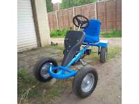 Big 2 seater pedal go kart