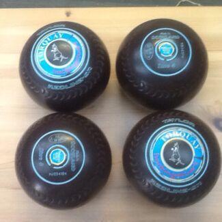 Taylor Redline SR lawn bowls