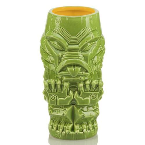 Geeki Tikis Universal Monsters Gill-Man Ceramic Tiki Style Mug 18 Ounces