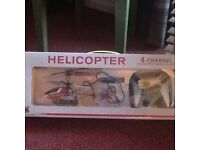 Remote control Helicopter , 4 Chanel with giro