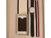 Daniel Wellington 40mm Rose Gold Watch BNIB