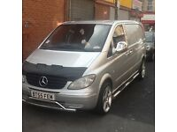 2005 MERCEDES 109 CDI VITO.6 SPEED