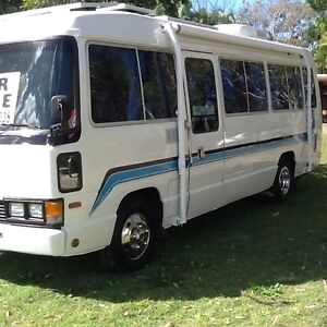 1991 Toyota Coaster Motorhome Toorbul Caboolture Area Preview