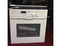 Neff gas hob and electric oven