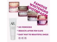 Whiteing toothpaste