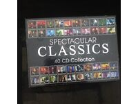 Classical Music cd box collection