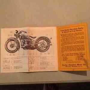 Harley Davidson Rider's Hand Book *74 Twin Model* London Ontario image 4
