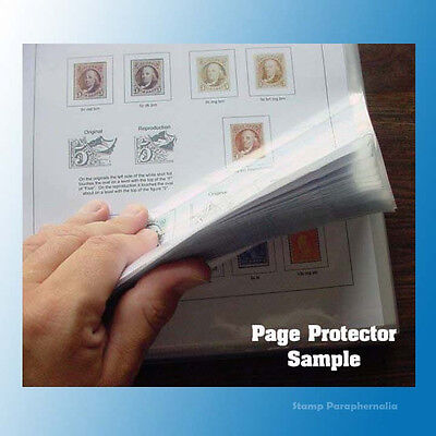 Acid Free Page Protectors (Page Protectors (package of 12) Acid Free, Heavy Weight )