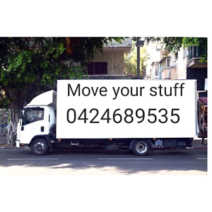 TWO MEN WITH TRUCK ONLY $35 half/HOUR Waitara Hornsby Area Preview