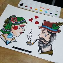 Professional Tattoos from $50! Richmond Yarra Area Preview