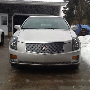 2007 Cadillac CTS 3.6...MINT... Low Low Kms