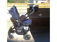 Babys travel system