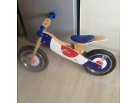 Kids training cycle