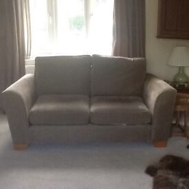 Sofa for sale, Marks & Spencer's two seater, very good condition.
