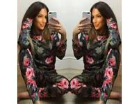 Floral Loungesuit
