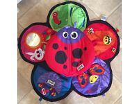 Lamaze tummy time toy