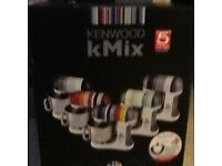 Kenwood k mix never out of the box. Brand new.