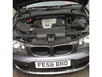 Bmw 2008 1 Series 118 SE Diesel spares and repairs