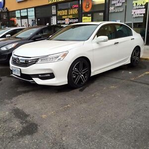 2016 Honda Accord Touring 25K
