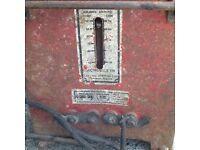 Old stick welder