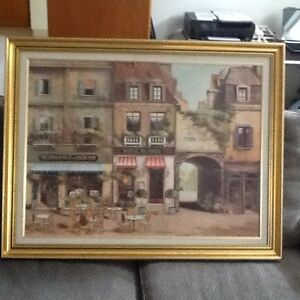 Picture Frame 37 L x 29 H /