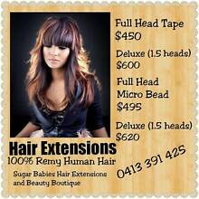 Hair & Lash Extensions Teeth Whitening Spray Tans & Beauty Broadbeach Waters Gold Coast City Preview