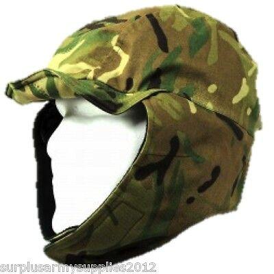 MTP Compatible Kombat Short Brimmed Tailored Bush //Jungle hat in BTP Camo