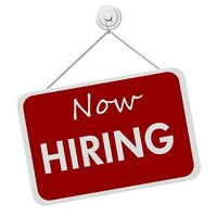 NOW HIRING 3 Cleaners: APPLY TODAY!