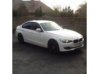 September 2012 BMW 320 SE