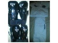 ITF Suite & sparring kit