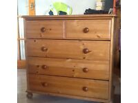 Quality chest of drawers