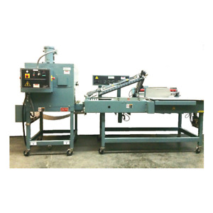 Used Shrink Wrapper, Shanklin S24B L-Sealer &;T6H Tunne//