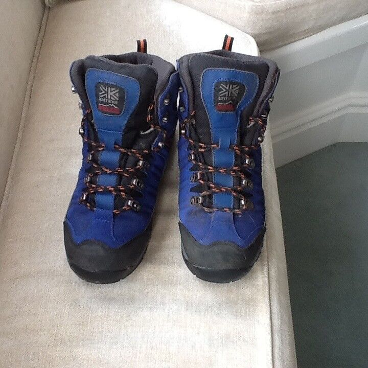 eece45d3ae1 Hot Rock men's walking boots by Karrimor (used twice). Size 9 | in  Morecambe, Lancashire | Gumtree