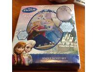 Disney Frozen Duvet Set