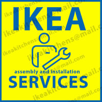 IKEA assembly and installation SERVICES
