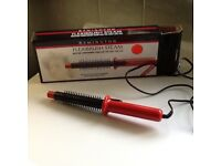 Remington curling flexibrush