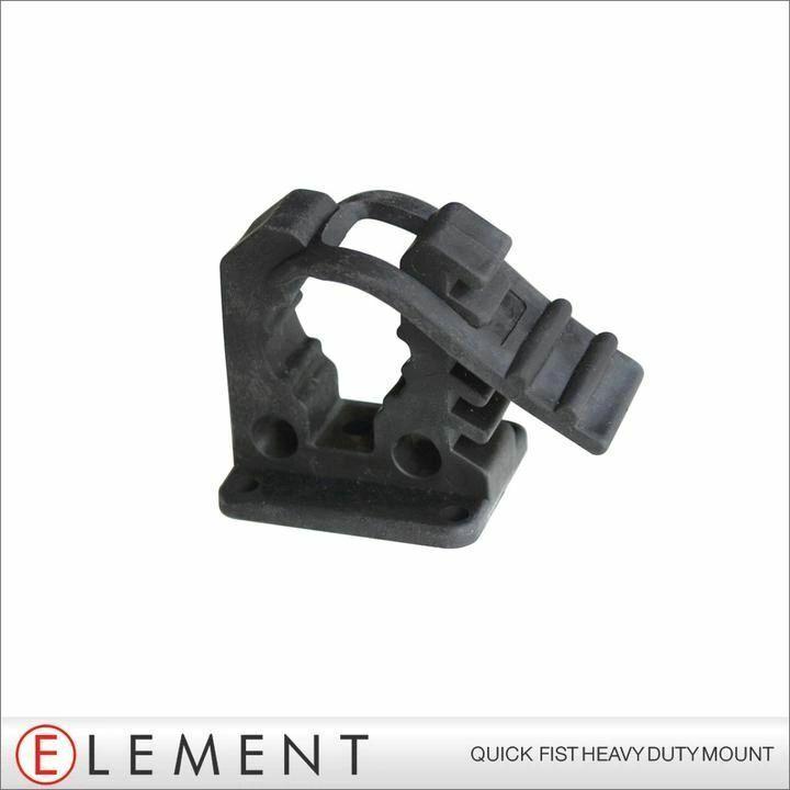 ELEMENT FIRE EXTINGUISHER QUICK FIST HEAVY DUTY MOUNT FOR E50 & E100