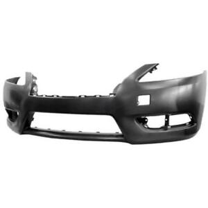 New Painted 2013 2014 2015 Nissan Sentra Front Bumper