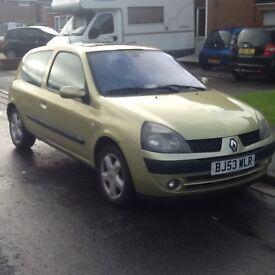 Renault Clio 1.2 billabong 2003