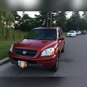2005 Honda Pilot EX SUV, Crossover